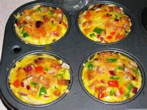 Recipe for Make Ahead Breakfast Egg Muffins