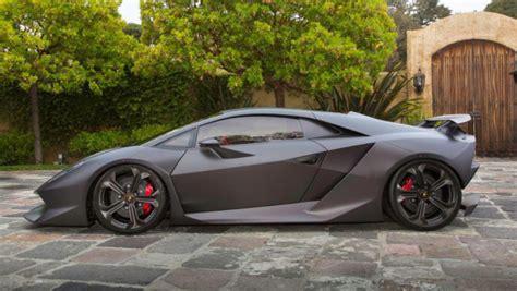 Newmotoring Spare £19m? Buy A New Lamborghini Sesto Elemento