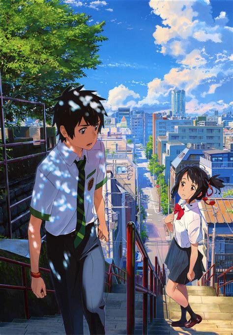 Kimi No Na Wa Kimi No Na Wa Your Name Zerochan Anime Image Board
