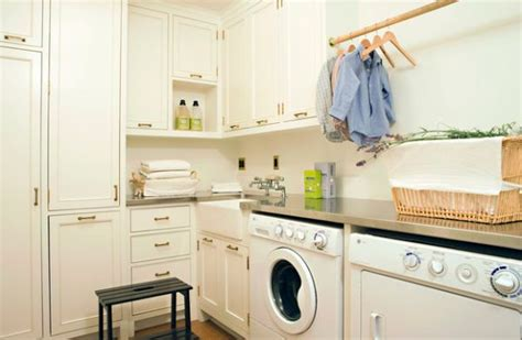 laundry room corner cabinet 33 laundry room shelving and storage ideas