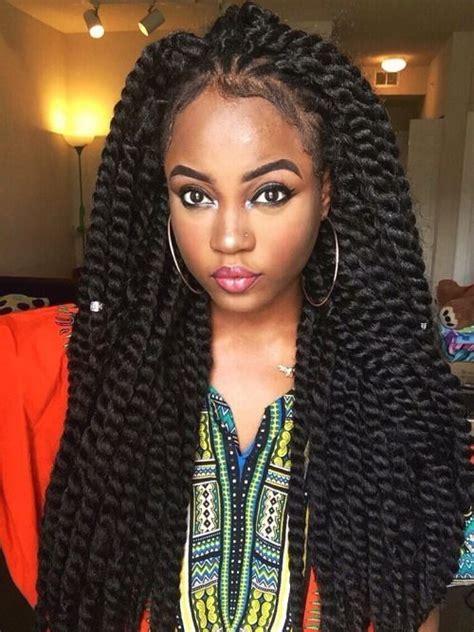 big twist braids hairstyles hair crochet braids