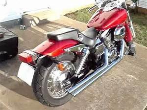 Gepäckträger Honda Shadow 750 : 2006 honda shadow spirit 750 cobra pipes youtube ~ Kayakingforconservation.com Haus und Dekorationen