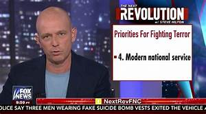 Fox News debuts 'The Next Revolution' with ribbon ...