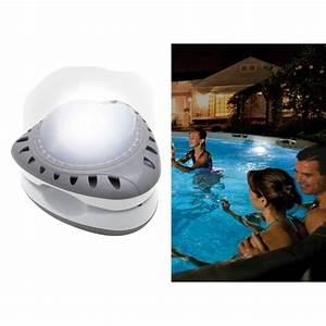 Lampe De Piscine : lampe blanche magn tique de piscine intex ~ Premium-room.com Idées de Décoration