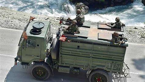 India rejigs deployment in Ladakh amid standoff - india ...
