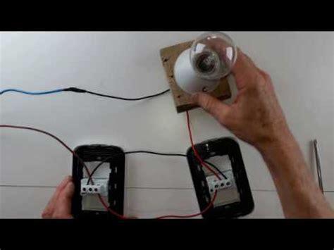 conectar llave combinada de luz