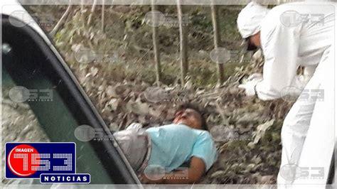 Aparece un ejecutado en Guacamayas tenencia de Lázaro ...