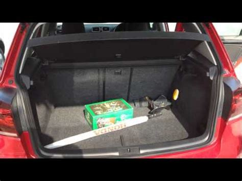 peugeot 308 trunk peugeot 308 trunk space youtube