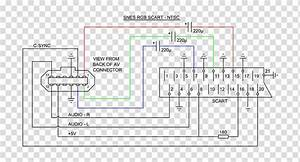 Nintendo Entertainment System Wiring Diagram
