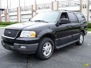 2003 Ford Expedition Xlt 4x4 In Black Clearcoat - C27916