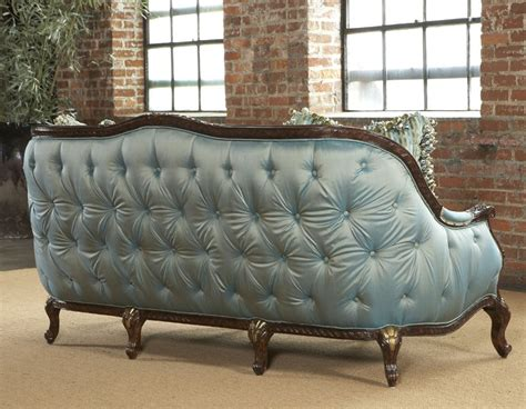 leather and fabric loveseat tufted loveseat sofa chair leather fabric