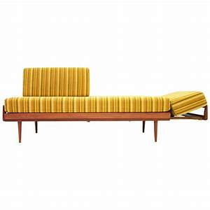 Knoll Antimott Sofa : teakwood daybed and sofa by knoll antimott germany 1950s ~ Sanjose-hotels-ca.com Haus und Dekorationen