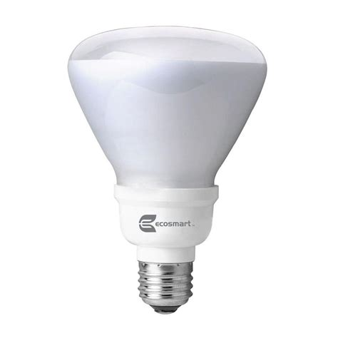 ecosmart 65w equivalent soft white 2700k r30 dimmable