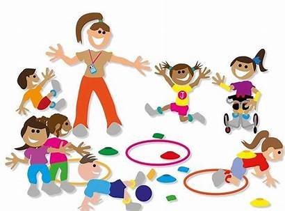 Pe Class Primary Physical Education Clipart Gym