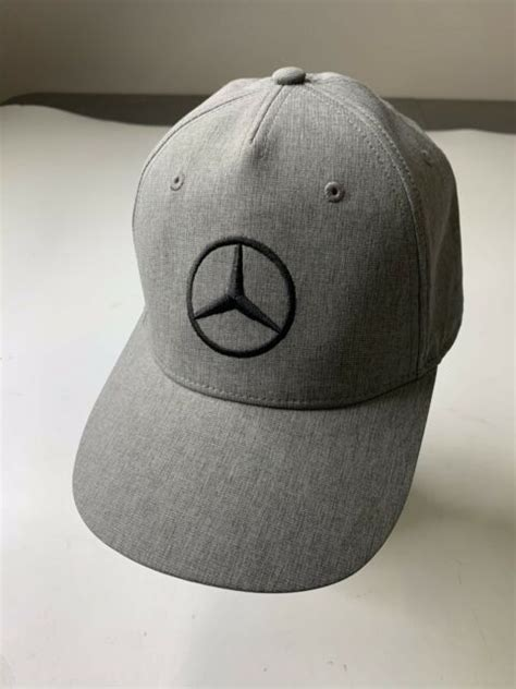 Find this pin and more on mercedes benz by tkhambira. Puma Golf Mercedes Benz Golf Baseball Hat Strapback Cap Gray OS Duo Cell | eBay