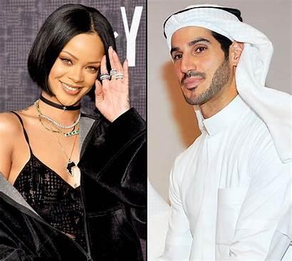 Rihanna Hassan Jameel Boyfriend Dating Ringing Bells