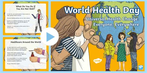 Cfe World Health Day April 7th