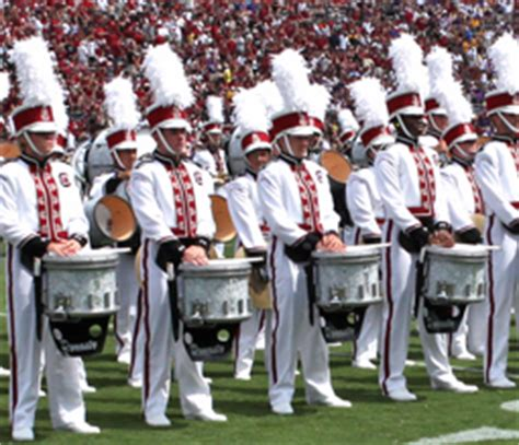 carolina band drumline school university south carolina