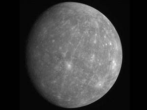 Mercury Moons and Rings - Pics about space