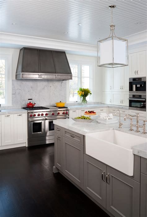 Farmhouse Kitchen Island with Sink