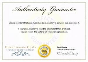 5 printable certificate of authenticity templates doc With letter of authenticity template