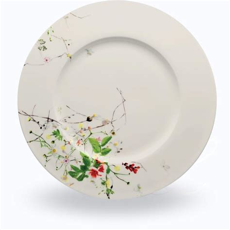 Rosenthal Fleurs Sauvages by Rosenthal Brillance Fleurs Sauvages Dinnerware Collection