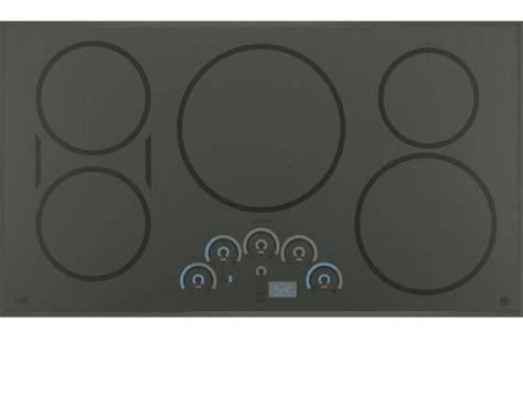 chpsjss ge cafe  built  touch control induction cooktop gray