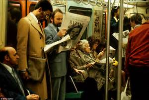 Images reveal New York's dirty subway in the 70s and 80s ...
