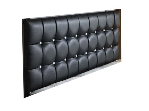 cherie floor standing 3ft single faux leather headboard