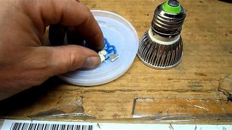 led bulb repair final youtube