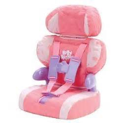 baby huggles car boosterseat doll car seat by
