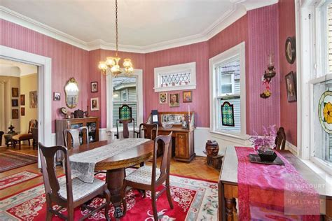 prominent architecture couple buys pretty  pink