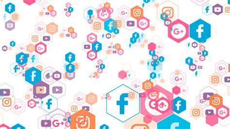 Social Media Background Social Media Background By Bersteve Videohive