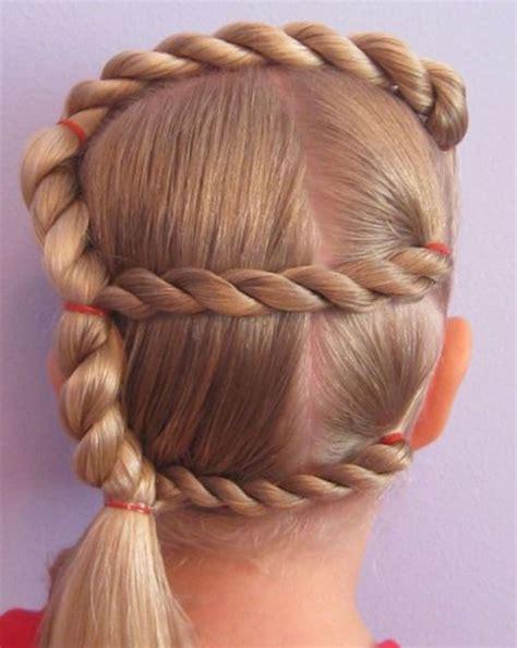 cute simple braided hairstyles