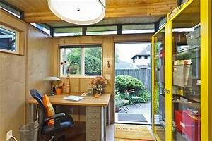 Photo, 12, Of, 28, In, 27, Modern, She, Shed, Designs, To, Inspire, Your, Backyard, Escape