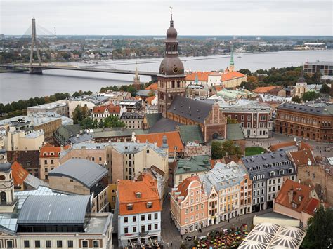 Travel Guide Things To Do And See In Riga, Latvia