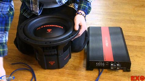 How Wire Dvc Subwoofers Parallel Dual Ohm Voice