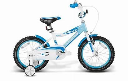 Polly Kid Kross Bike Bikes Niebieski Glossy