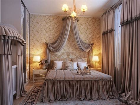 Bedrooms With Classic Elegance