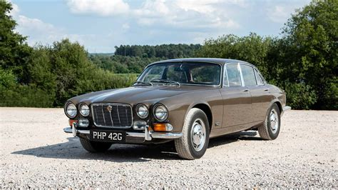 We Celebrate 50 Years Of The Jaguar Xj