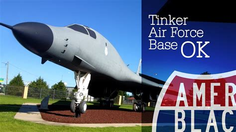Road Trip - Tinker Air Force Base in Oklahoma City ...