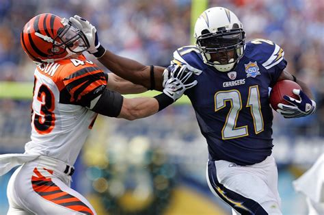 Who Wore No. 21 Before Ladainian Tomlinson