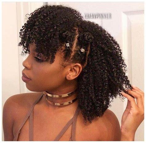 ladies cut hair style black wavy hair african american