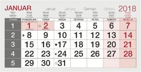 koledar januar     calendar printable