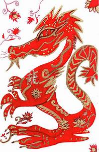 Chinese New Year Cards  Chinese Dragon Greeting Cards