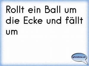 Gardinenstange Um Die Ecke : rollt ein ball um die ecke und f llt um ~ Michelbontemps.com Haus und Dekorationen