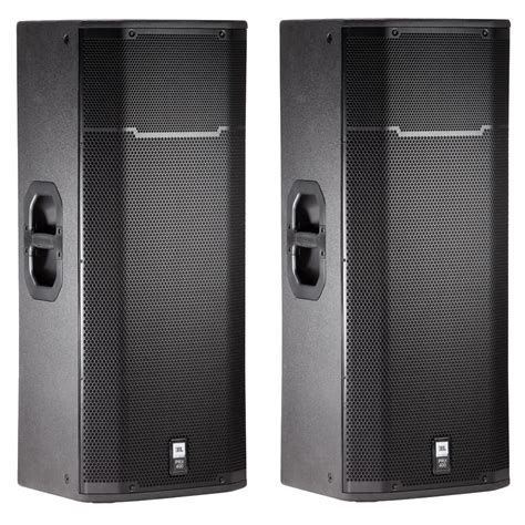Jbl Prx425 Dual 15 Main Passive Dj Pa Speaker Pair Pro