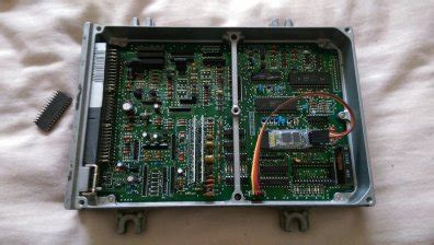 socketed and chipped obd1 p28 vtec ecu with bluetooth datalogging bt p06 for sale in swords
