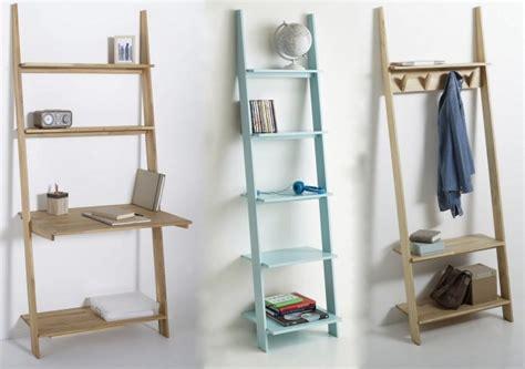 bureau avec rangement intégré domeno les étagères échelle de la redoute intérieurs