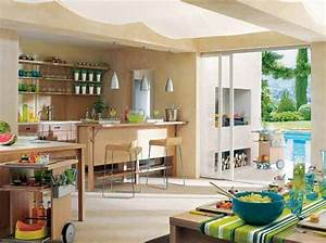deco idee studio 18m2 With decoration exterieur pour jardin 12 deco idee studio 18m2